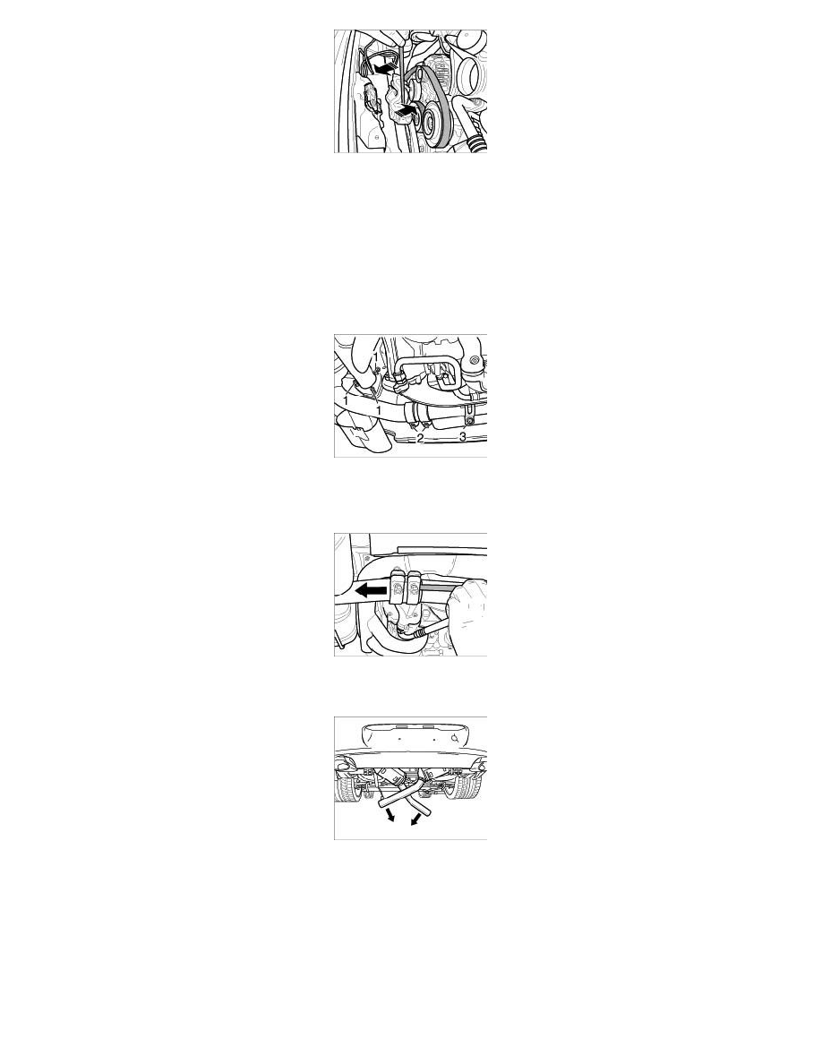 Porsche Workshop Manuals > 911 Carrera 4 (996) F6-3.6L