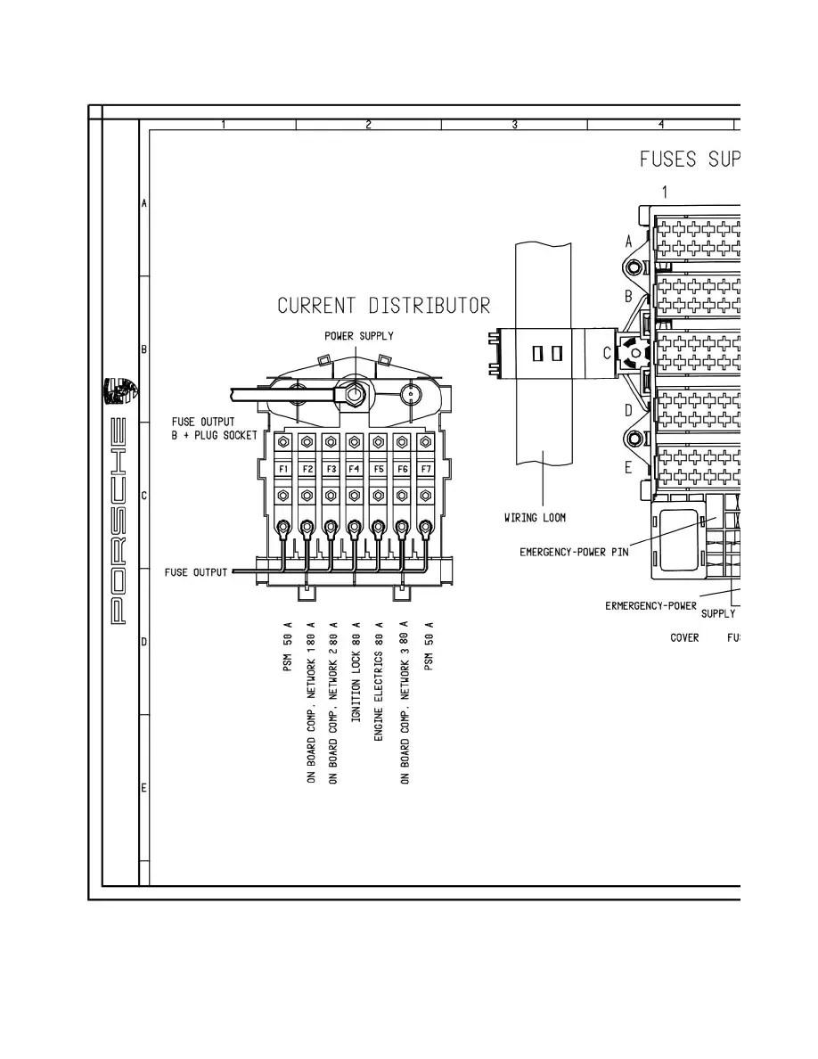Porsche Workshop Manuals > 911 Carrera 4 Cabriolet (996
