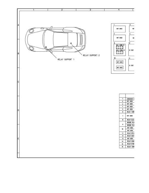 small resolution of porsche 997 fuse diagram