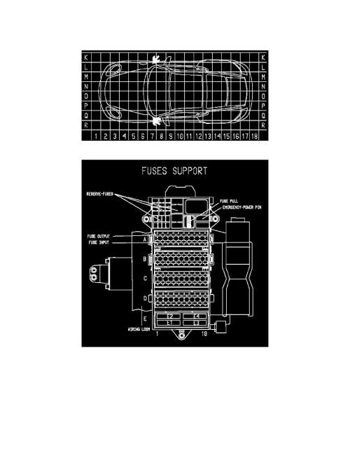 small resolution of porsche 997 fuse box