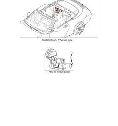 porsche 911 carrera convertible top mechanism repair [ 918 x 1188 Pixel ]