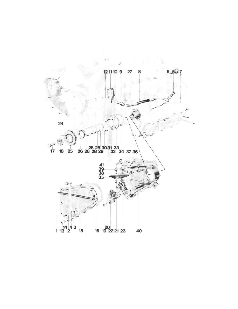 Porsche Workshop Manuals > 911 SC Targa F6-2994cc 3.0L