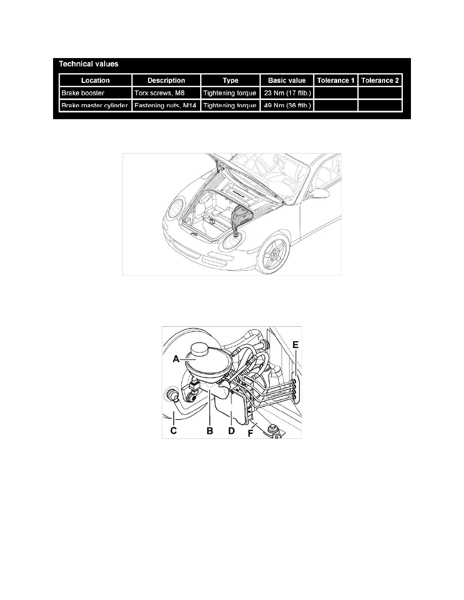 Porsche Workshop Manuals > 911 Targa 4S (997) F6-3.8L