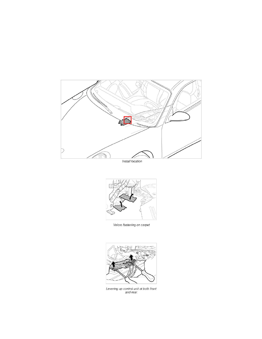 Porsche Workshop Manuals > 911 Targa 4S (997) F6-3.8L