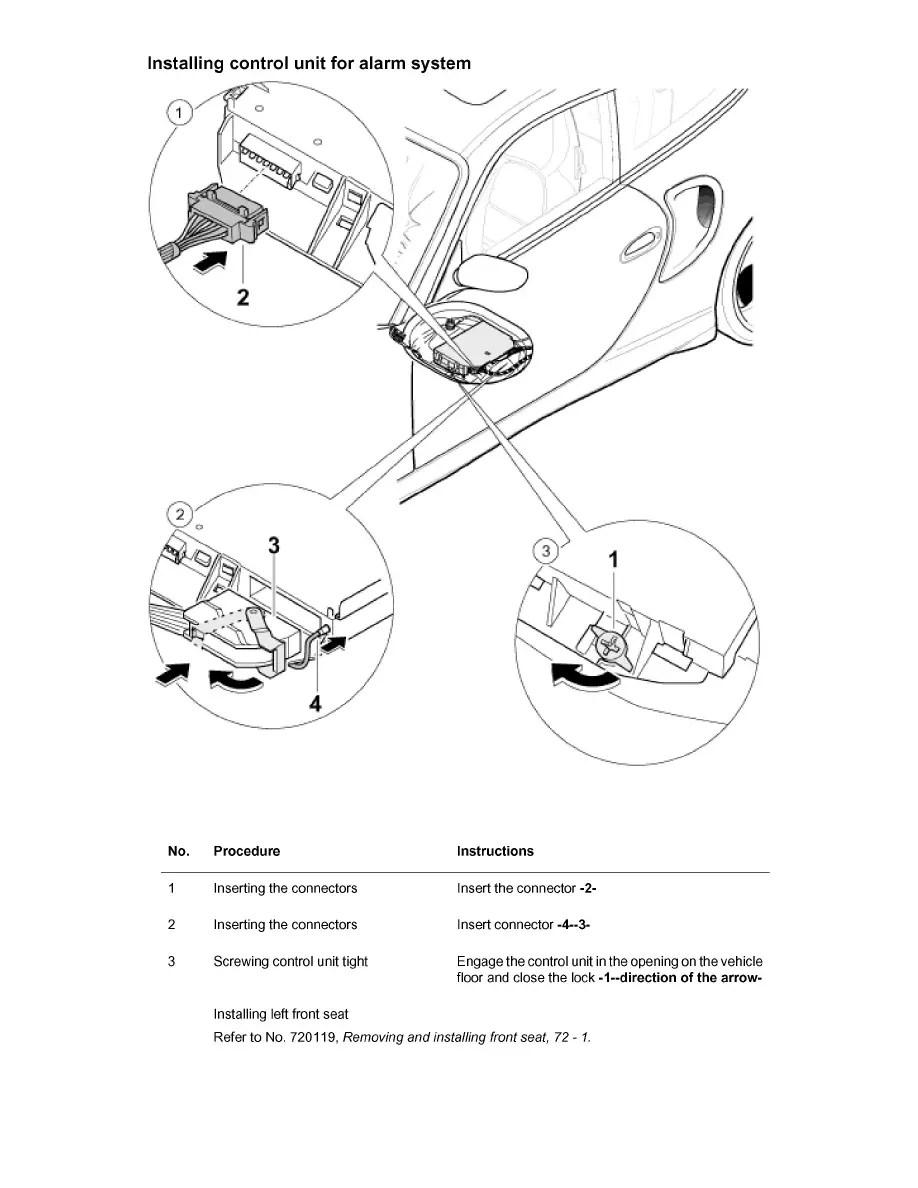 Porsche Workshop Manuals > 911 Turbo AWD (996) F6-3.6L