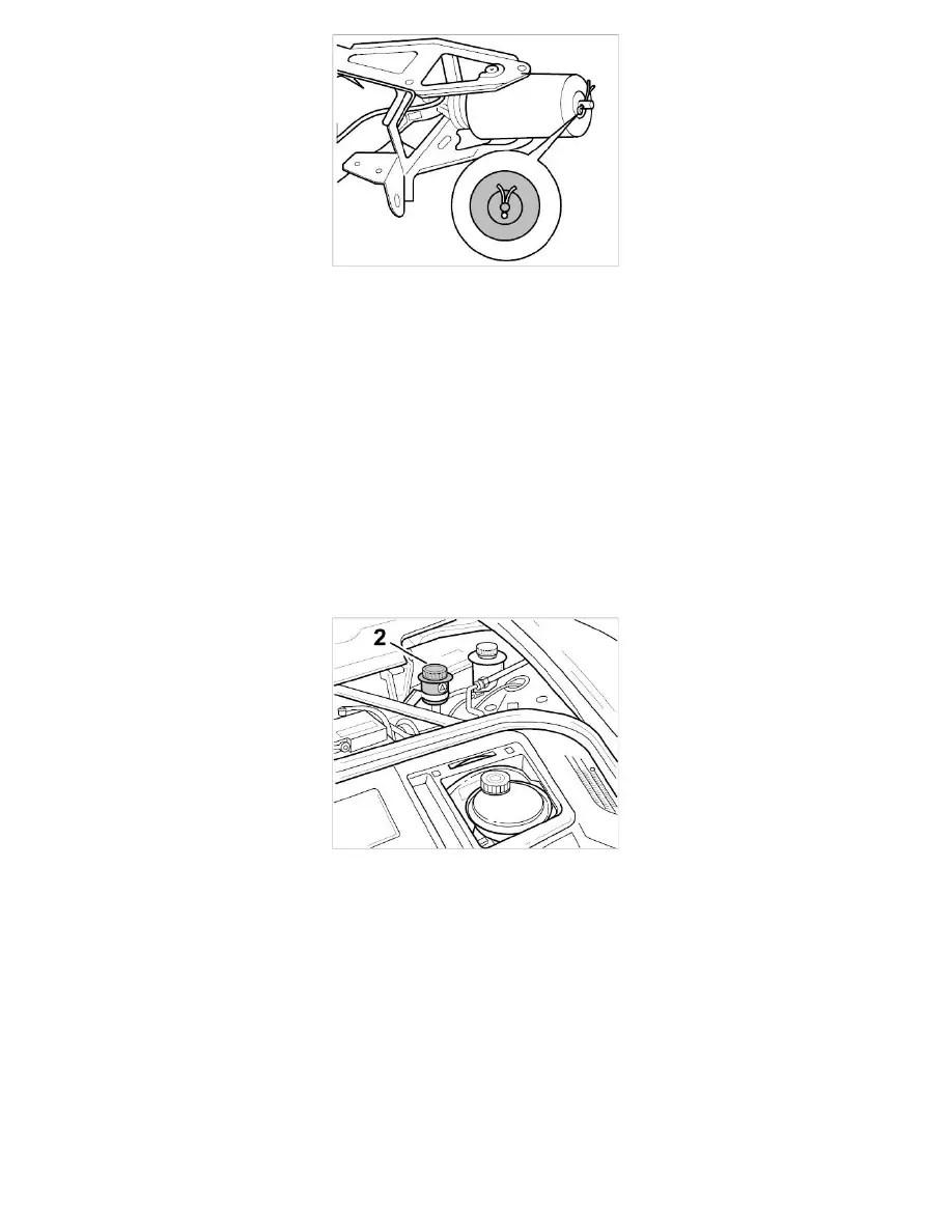 Porsche Workshop Manuals > 911 Turbo Cabriolet AWD (997