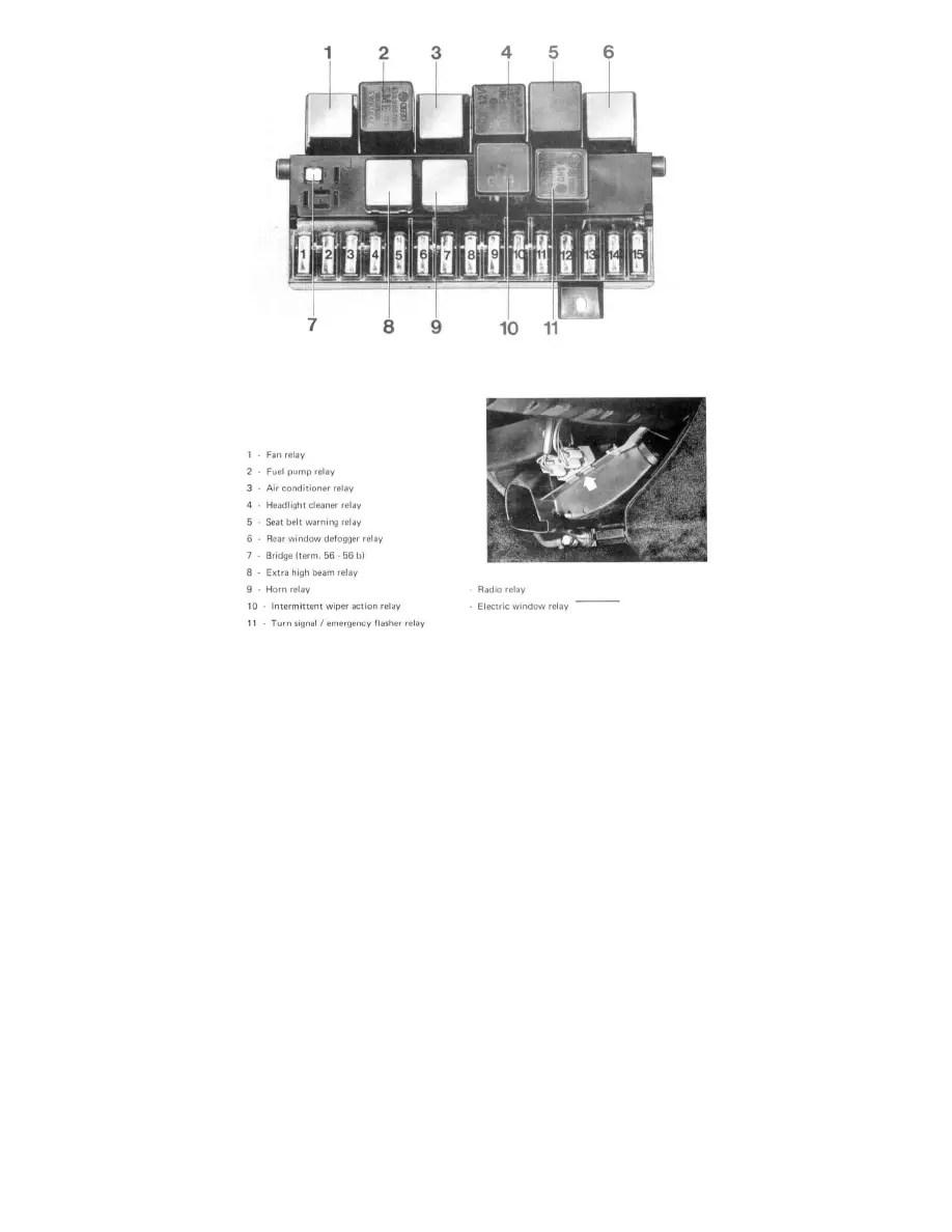 Porsche Workshop Manuals > 924 S L4-2479cc 2.5L (1986