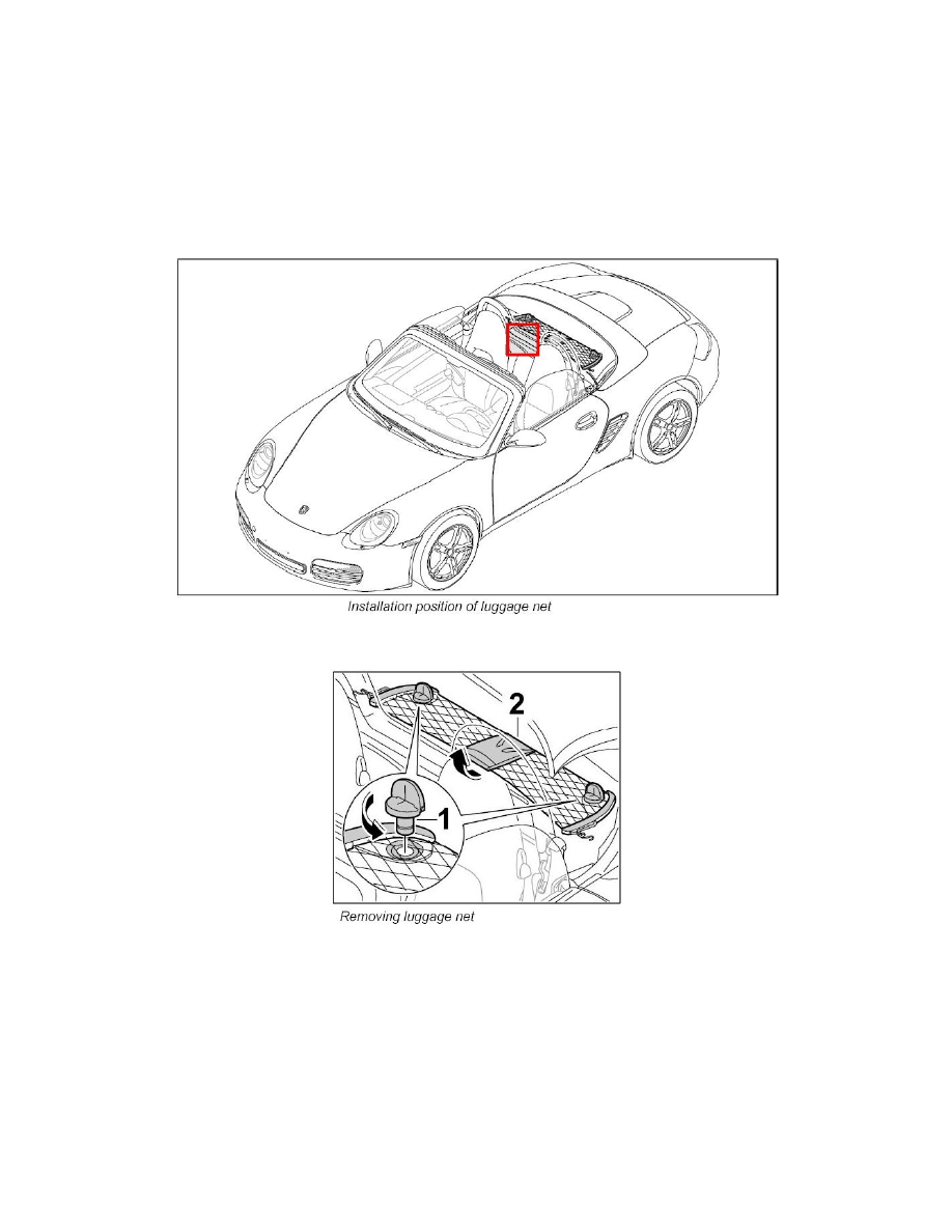 Porsche Workshop Manuals > Boxster S (987) F6-3.4L (2008