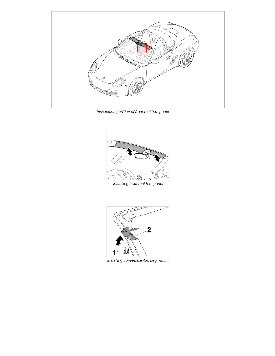 Porsche Workshop Manuals > Boxster S (987) F6-3.4L (2008