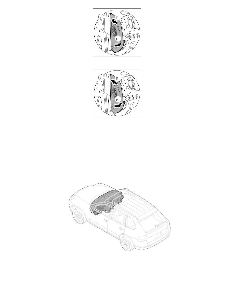 Porsche Workshop Manuals > Cayenne (9PA) V6-3.2L (2006