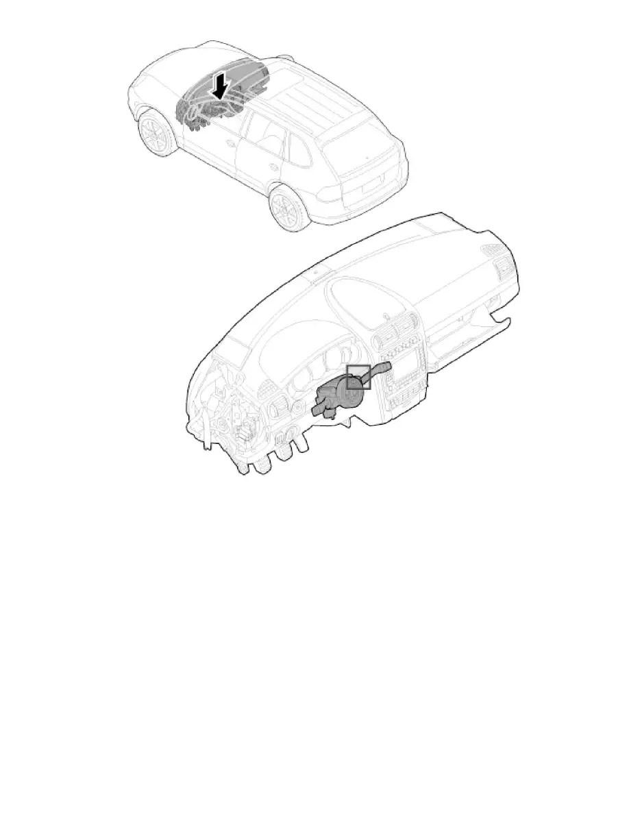 Porsche Workshop Manuals > Cayenne (9PA) V6-3.6L (2010