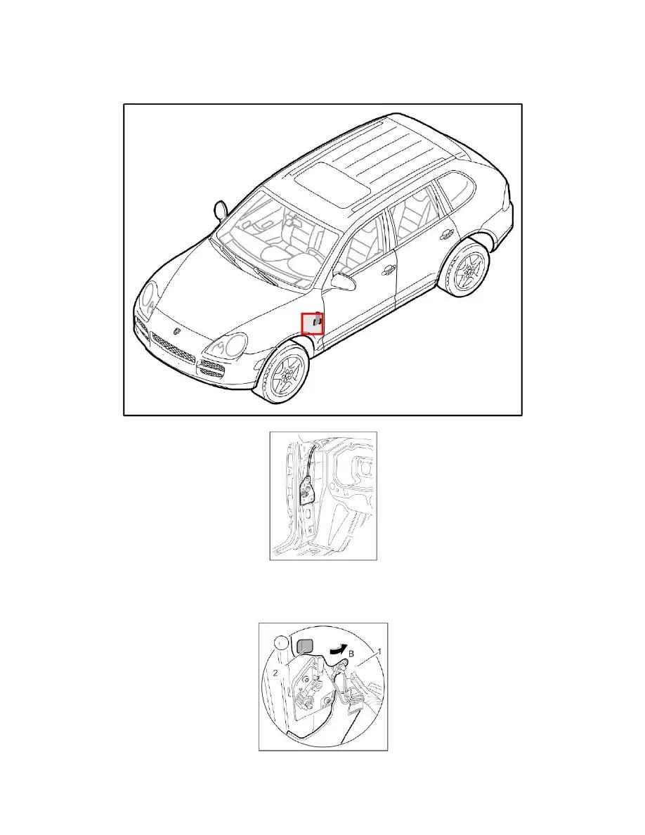 Porsche Workshop Manuals > Cayenne Turbo S (9PA) V8-4.5L