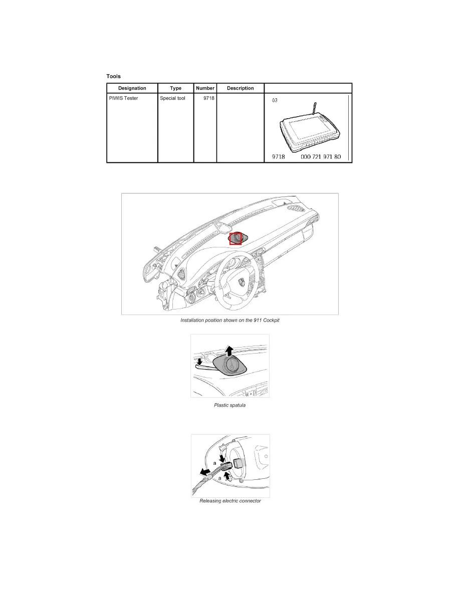 Porsche Workshop Manuals > Cayman (987) F6-2.7L (2007