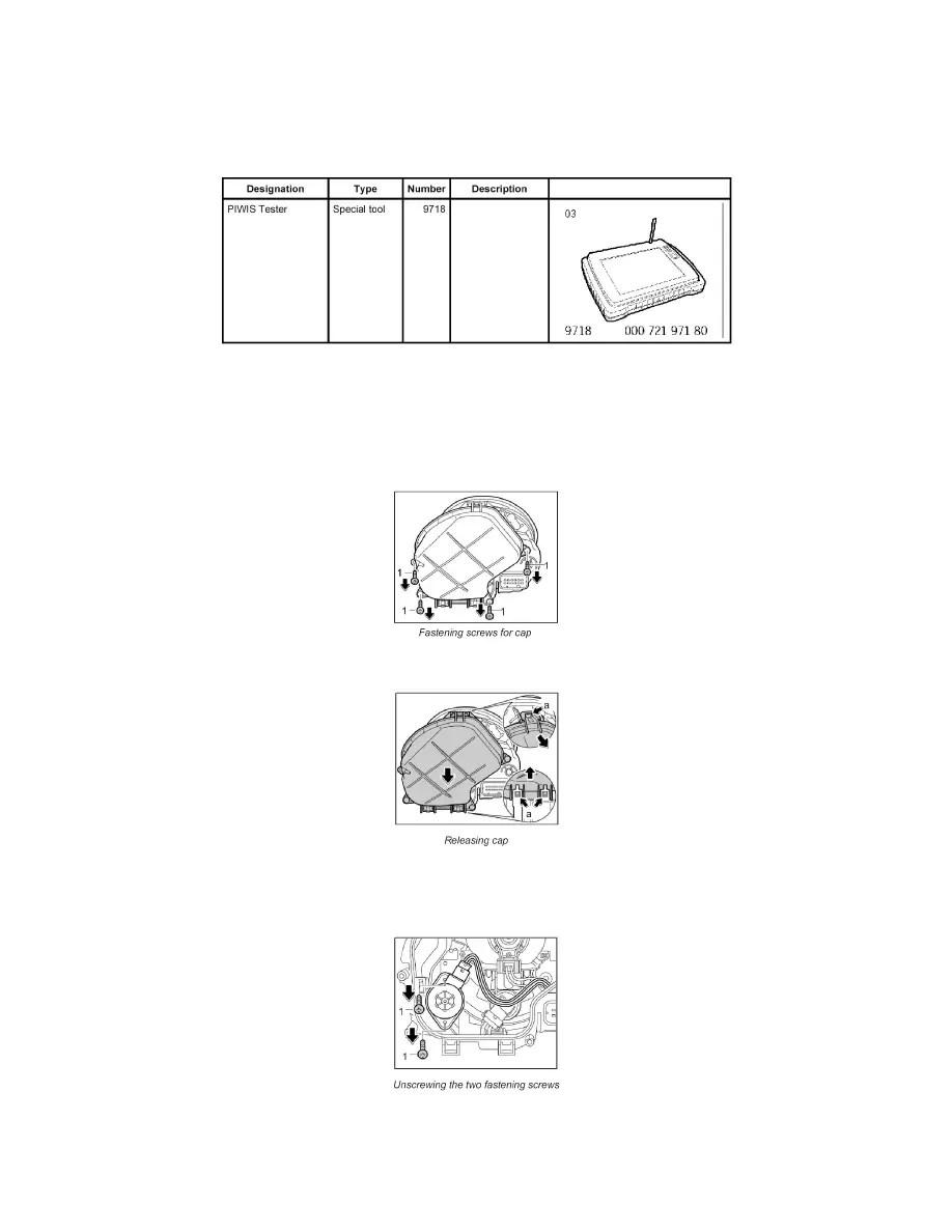 Porsche Workshop Manuals > Cayman (987) F6-2.9L (2009