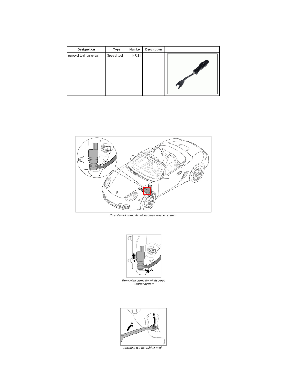 Porsche Workshop Manuals > Cayman (987) F6-2.9L (2009