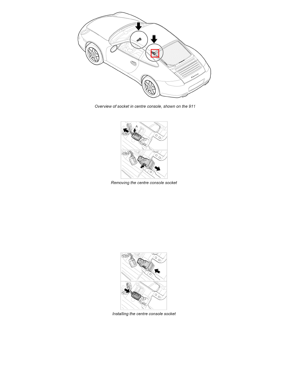 Porsche Workshop Manuals > Cayman S (987) F6-3.4L (2008
