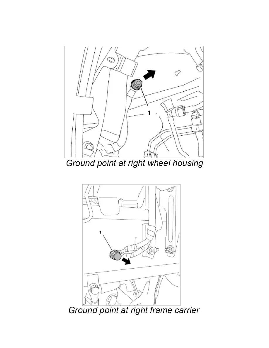 Porsche Workshop Manuals > Panamera S (970) V8-4.8L (2010