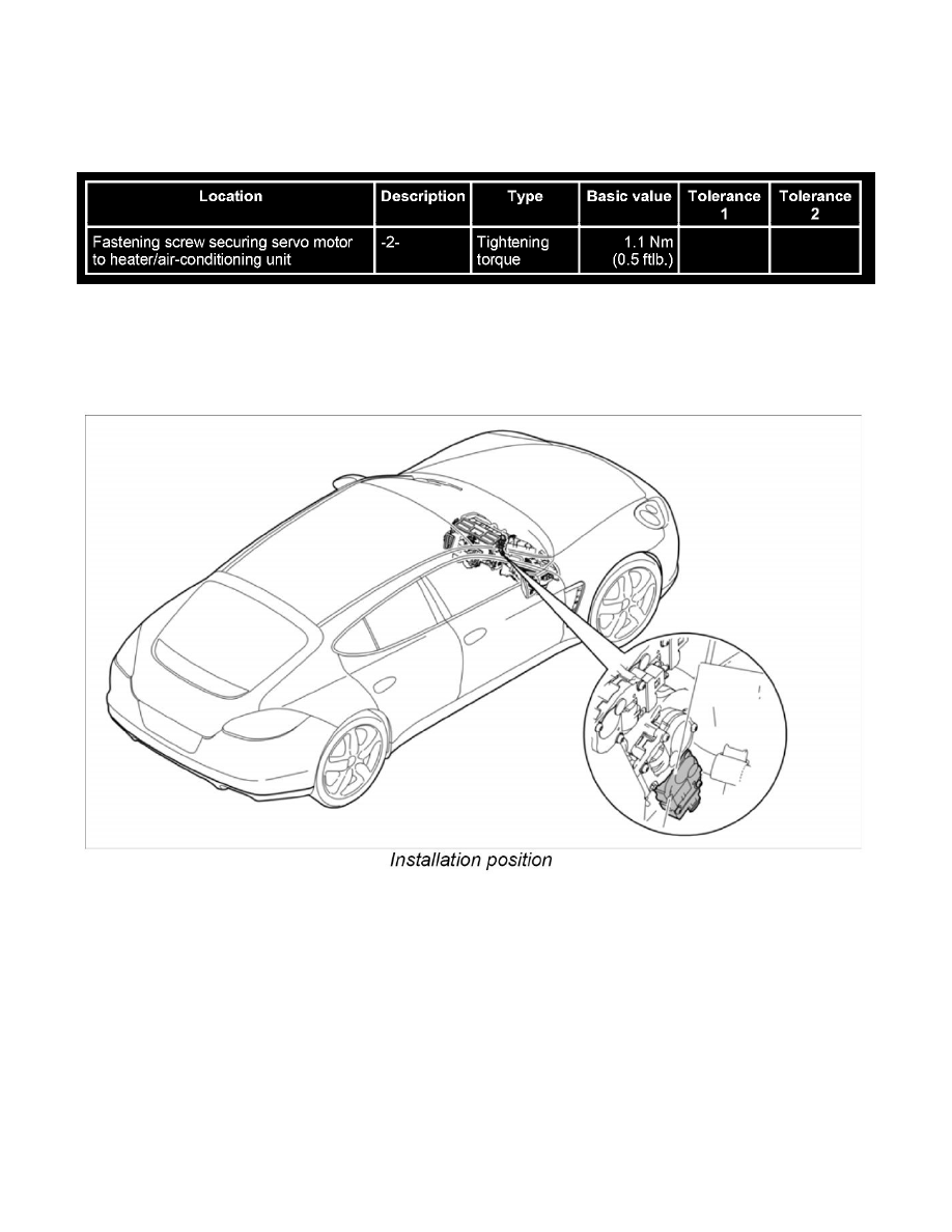 Porsche Workshop Manuals > Panamera S (970) V8-4.8L (2010