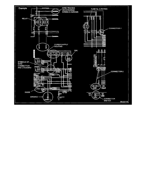 small resolution of instrument panel gauges and warning indicators oil pressure sender component information diagrams