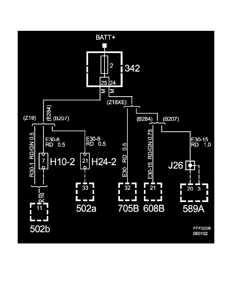 hight resolution of starting and charging power and ground distribution fuse component information diagrams diagram information and instructions page 10072
