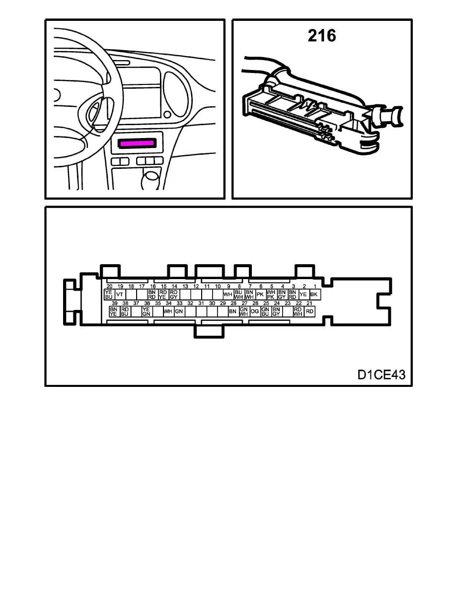 Saab Workshop Manuals > 9-3 SE Sedan (9400) L4-2.0L Turbo