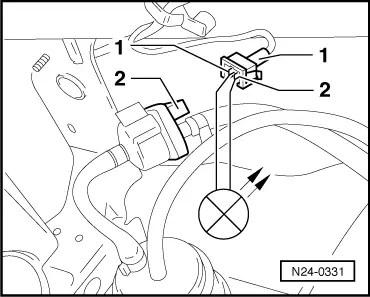 SEAT Workshop Manuals > Leon Mk1 > Power unit > Motronic