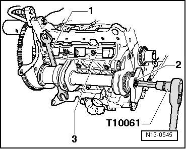 SEAT Workshop Manuals > Leon Mk1 > Power unit > 3-cylinder