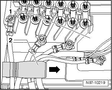 SEAT Workshop Manuals > Leon Mk1 > Vehicle electrics