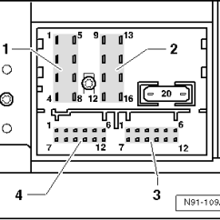Citroen C4 Stereo Wiring Diagram Ford F250 Trailer Seat Workshop Manuals > Leon Mk1 Vehicle Electrics Radio, Telephone, Navigation ...