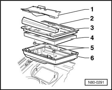 SEAT Workshop Manuals > Leon Mk1 > Heating-ventilation-air