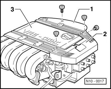 SEAT Workshop Manuals > Leon Mk1 > Engine, mixture