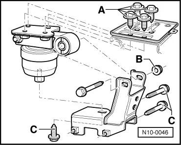 SEAT Workshop Manuals > Leon Mk1 > Engine, mechanics > 4