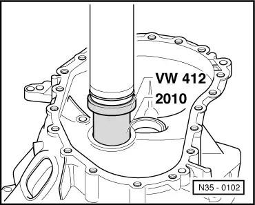 SEAT Workshop Manuals > Leon Mk1 > Manual gearbox > 5