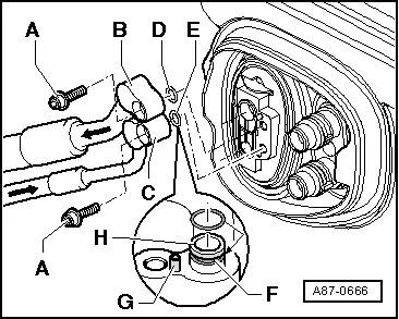 SEAT Workshop Manuals > Leon Mk1 > Heating, ventilation