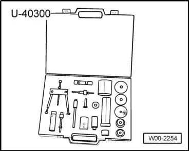 SEAT Workshop Manuals > Leon Mk1 > 02J 5-speed manual