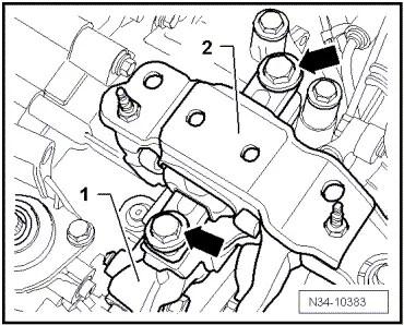 SEAT Workshop Manuals > Leon Mk1 > 0A8 6-speed manual