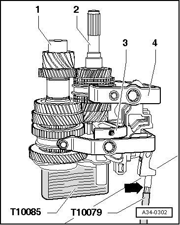 SEAT Workshop Manuals > Leon Mk1 > 0AF 5-speed manual