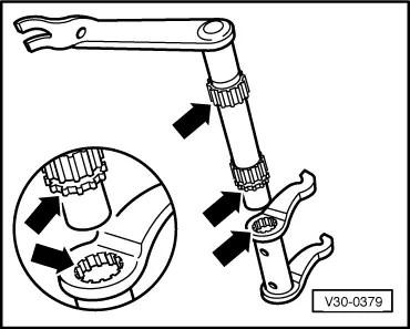 SEAT Workshop Manuals > Leon Mk1 > 085 5-speed manual