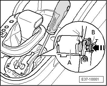 SEAT Workshop Manuals > Leon Mk1 > Direct shift gearbox