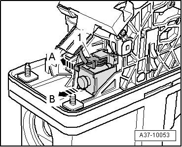 SEAT Workshop Manuals > Leon Mk1 > CVT automatic gearbox