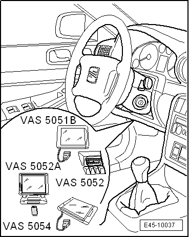 SEAT Workshop Manuals > Leon Mk1 > CVT automatic gearbox
