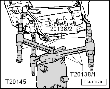 SEAT Workshop Manuals > Leon Mk1 > Automated manual
