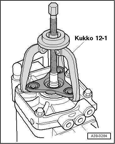 SEAT Workshop Manuals > Leon Mk1 > Propshaft and rear