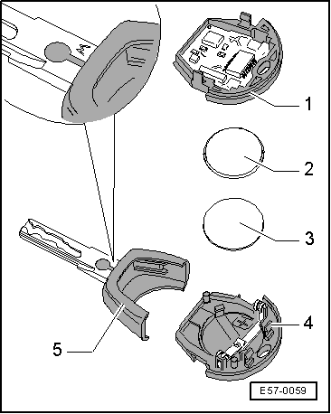 SEAT Workshop Manuals > Leon Mk1 > Body > Body, exterior