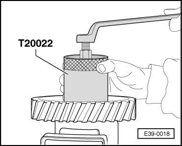 SEAT Workshop Manuals > Leon Mk1 > 02J 5-speed gearbox