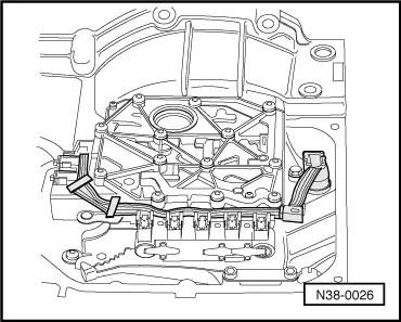 SEAT Workshop Manuals > Leon Mk1 > Power tramsmission