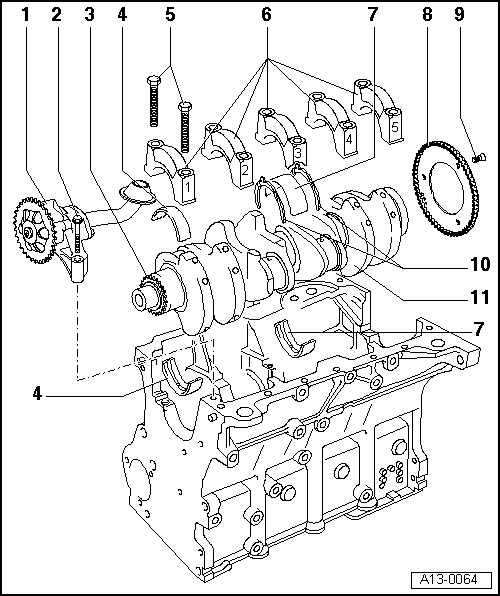 SEAT Workshop Manuals > Leon Mk1 > Power unit > 4-cyl