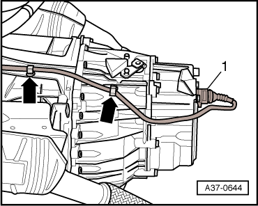 SEAT Workshop Manuals > Leon Mk2 > CVT automatic gearbox