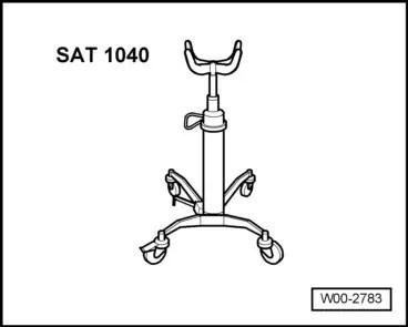 SEAT Workshop Manuals > Leon Mk2 > 6-speed manual gearbox
