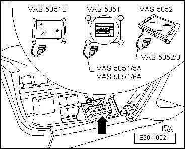 SEAT Workshop Manuals > Leon Mk2 > Automated manual